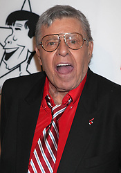 Jerry Lewis at a celebration in his honor.<br />(Beverly Hills, CA)