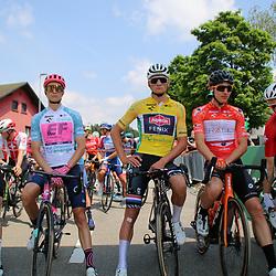 GSTAAD (SUI) CYCLING<br /> Tour de Suisse stage 4<br /> Mathieu van der Poel