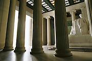 Lincoln Memorial. Washington, DC. USA.