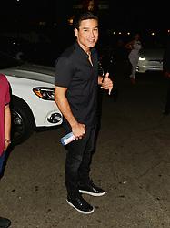 Mario Lopez is seen in Los Angeles, CA.