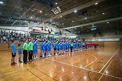 Friendly match between Slovenia and Austria in Cerklje na Gorenjskem, Slovenia on 8th of June, 2019. Photo by Peter Podobnik / Sportida
