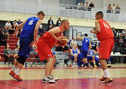 Joel Osbourne - Photo mandatory by-line: Dougie Allward/JMP - Mobile: 07966 386802 - 23/05/2015 - SPORT - Basketball - Bristol - SGS Wise Campus - Bristol Flyers v  - Bristol Flyers All-Star Game