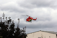 G-EHMS McDonnell Douglas MD902 Explorer, London Air Ambulance helicopter, Hounslow, London, UK, 29 August 2020, Photo by Richard Goldschmidt