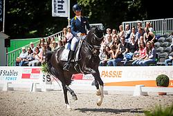 Cornelissen Adelinde, NED, Aqiedo<br /> CHIO Rotterdam 2018<br /> © Hippo Foto - Sharon Vandeput<br /> 23/06/18
