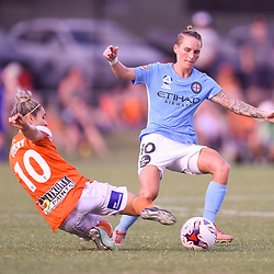 11th February 2018 - Westfield W-League Semi Final: Brisbane Roar v Melbourne City