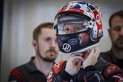 October 20, 2017 - Austin, United States of America - Motorsports: FIA Formula One World Championship 2017, Grand Prix of United States, ..#8 Romain Grosjean (FRA, Haas F1 Team) (Credit Image: © Hoch Zwei via ZUMA Wire)