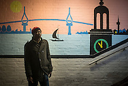 """Wir haben in Italien wie Gefangene gelebt"""", sagt Emitola. Lampedusa in Hamburg"""