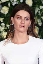 Isabeli Fontana arriving at the Charles Finch Filmmakers Dinner, Eden Rock, Hotel du Cap during the 72nd Cannes Film Festival. Photo credit should read: Doug Peters/EMPICS