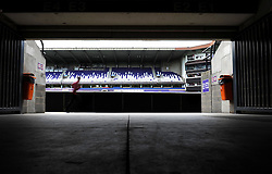 - Photo mandatory by-line: Dougie Allward/JMP - Mobile: 07966 386802 - 22/10/2014 - SPORT - Football - Anderlecht - Constant Vanden Stockstadion - R.S.C. Anderlecht v Arsenal - UEFA Champions League - Group D