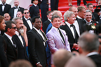 The cast at the The Expendables 3 red carpet at the 67th Cannes Film Festival France. Sunday 18th May 2014 in Cannes Film Festival, France.