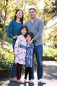 Hwang Family Dec. 27, 2019