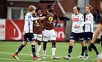 Fotball, 4. november 2018 , OBOSligaen , 1. divisjon ,   Mjøndalen - Viking 2-4<br /> Olivier Occean , MIF depper etter tap