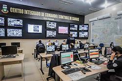 Segurança Cidadã - Videomonitoramento, em Canoas. FOTO: André Feltes/ Agencia Preview