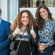 NLD/Amsterdam/20190401 - Opening Burgerroom Gordon, familie Heuckenroth