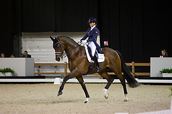 Scholtens Emmelie, NED, Ellington<br /> Indoor Brabant<br /> © Sharon Vandeput<br /> 9/03/18