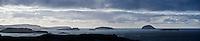 Rugged coastline of Isle of Lewis, Garenin, Outer Hebrides, Scotland
