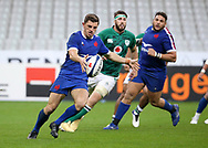Anthony Bouthier of France during the Guinness Six Nations 2020, rugby union match between France and Ireland on October 31, 2020 at Stade de France in Saint-Denis near Paris, France - Photo Jean Catuffe / ProSportsImages / DPPI