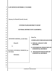 Rap mogul Russell Smmons is being sued - 24 Jan 2018