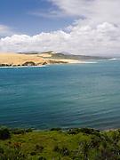 View across Hokianga Harbor, Northland, New Zealand