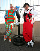 Ringling Bros.Visit Empire State Building