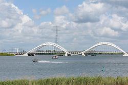 Amsterdam IJburg, Enneüs Heermabrug, Amsterdam, Noord Holland, Netherlands