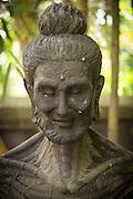 Statue, Yogyakarta, South Central Java, Java, Indonesia, Southeast Asia