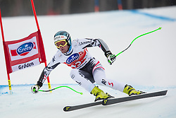 20.12.2013, Saslong, Groeden, ITA, FIS Ski Weltcup, Groeden, Abfahrt, Herren, SuperG, im Bild Vincent Kriechmayr (AUT) // Vincent Kriechmayr of Austria in action during mens Super-G of the Groeden FIS Ski Alpine World Cup at the Saslong Course in Gardena, Italy on 2012/12/20. EXPA Pictures © 2013, PhotoCredit: EXPA/ Johann Groder
