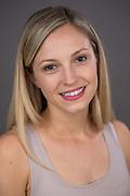 Aurora Frey poses for a headshot in San Jose, California, on July 16, 2015. (Stan Olszewski/SOSKIphoto)