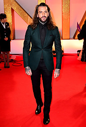 Pete Wicks attending the National Television Awards 2019 held at the O2 Arena, London. PRESS ASSOCIATION PHOTO. Picture date: Tuesday January 22, 2019. See PA story SHOWBIZ NTAs. Photo credit should read: Ian West/PA Wire