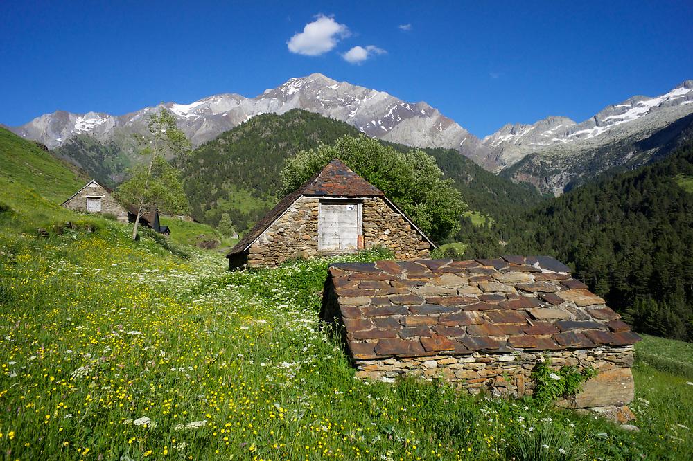 Bordas de Viadós, Valle de Chistau, Huesca