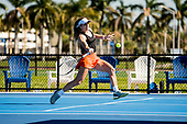 1/18/19 Women's Tennis  @ Florida Atlantic