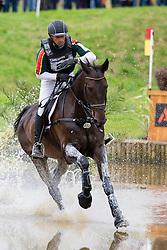Frederico Mexia de Almeide, (POR), Play The Joker - Eventing Cross Country test- Alltech FEI World Equestrian Games™ 2014 - Normandy, France.<br /> © Hippo Foto Team - Leanjo de Koster<br /> 30/08/14