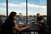 The Linux Foundation hosts its MesosCon North America summit at Hyatt Regency Denver Tech Center in Denver, Colorado, on June 2, 2016. (Stan Olszewski/SOSKIphoto)