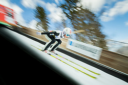 Anders Fannemel of Norway during Ski Flying Hill Individual Competition at Day 2 of FIS Ski Jumping World Cup Final 2018, on March 23, 2018 in Planica, Ratece, Slovenia. Photo by Ziga Zupan / Sportida