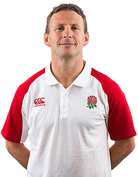 Simon Amor of England Rugby 7s - Mandatory by-line: Robbie Stephenson/JMP - 17/09/2019 - RUGBY - The Lansbury - London, England - England Rugby 7s Headshots