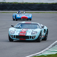 Whitsun Trophy, Official Practice (20 mins) Saturday 09h20<br /> #13 - 1965 Ford GT40 at Goodwood SpeedWeek 16 - 18 October 2020