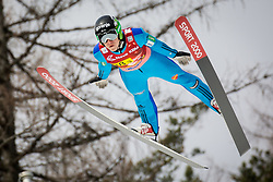 Jurij Tepes (SLO) during the Ski Flying Hill Men's Team Competition at Day 3 of FIS Ski Jumping World Cup Final 2017, on March 25, 2017 in Planica, Slovenia. Photo by Ziga Zupan / Sportida
