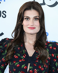 SANTA MONICA, LOS ANGELES, CALIFORNIA, USA - FEBRUARY 08: 2020 Film Independent Spirit Awards held at the Santa Monica Beach on February 8, 2020 in Santa Monica, Los Angeles, California, United States. 08 Feb 2020 Pictured: Idina Menzel. Photo credit: Xavier Collin/Image Press Agency/MEGA TheMegaAgency.com +1 888 505 6342