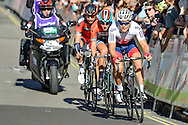 Gabriel Cullaigh (GBR) of Great Britain (Team) leading the Tour of Britain 2016 stage 8 , London, United Kingdom on 11 September 2016. Photo by Mark Davies.