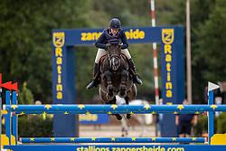 Philippe Charlotte, BEL, Cacharel de Amoranda Z<br /> Belgisch Kampioenschap Jumping  <br /> Lanaken 2020<br /> © Hippo Foto - Dirk Caremans<br /> 03/09/2020