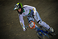 #51 (DELLAR Kirsten) AUS at the 2013 UCI BMX Supercross World Cup in Chula Vista