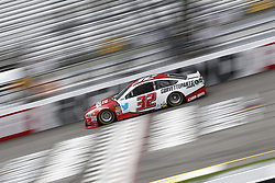 September 21, 2018 - Richmond, Virginia, United States of America - Matt DiBenedetto (32) brings his race car down the front stretch during practice for the Federated Auto Parts 400 at Richmond Raceway in Richmond, Virginia. (Credit Image: © Chris Owens Asp Inc/ASP via ZUMA Wire)