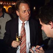 KO Liesbeth List, minister Cees van Leeuwen