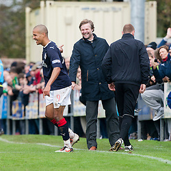Annan Athletic v Falkirk, Ramsden Cup semi-final