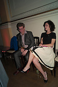MARC GLIMCHER; MOLLIE DENT-BROCKLEHURST, Calder After The War. Pace London. Burlington Gdns. London. 18 April 2013.