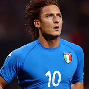 Italy's Francesco Totti