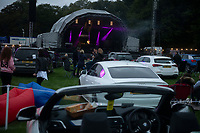 KNEBWORTH Pub in the park Drive in  Garden Party photo by Brian Jordan