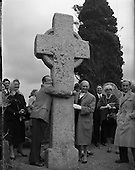1958 – 26/04 Mayor of New York Robert Wagner Visits Glendalough
