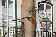 Hotel in the old harbour district. Lisbon, Portugal