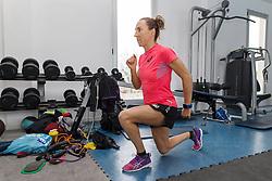 10.03.2016, Colonia di Sant Jordi, ESP, Deutsche Triathlon Nationalmannschaft, Trainingslager, im Bild Anne Haug // during training session at the training camp of German Triathlon National Team in Colonia di Sant Jordi, Spain on 2016/03/10. EXPA Pictures © 2016, PhotoCredit: EXPA/ Eibner-Pressefoto/ Schueler<br /> <br /> *****ATTENTION - OUT of GER*****